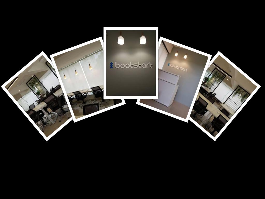 Bootstart coworking space in Pune
