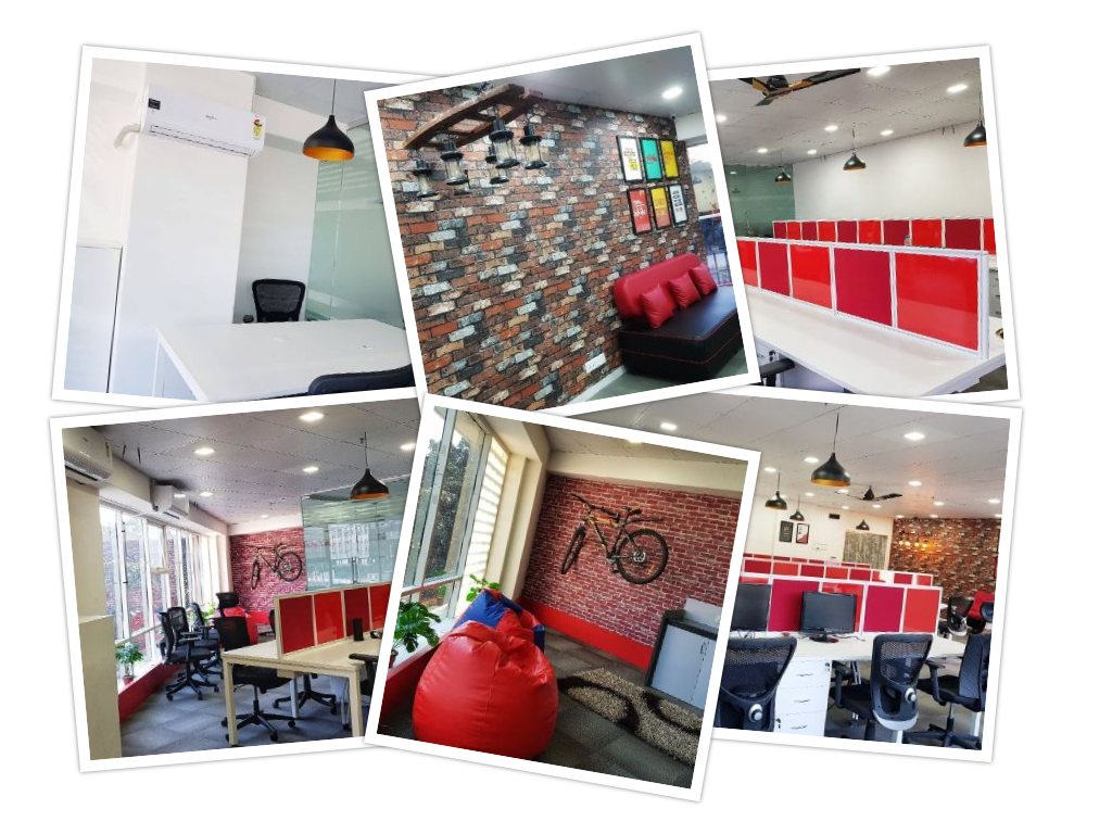 cowork studio (yoovo red) coworking space in Pune