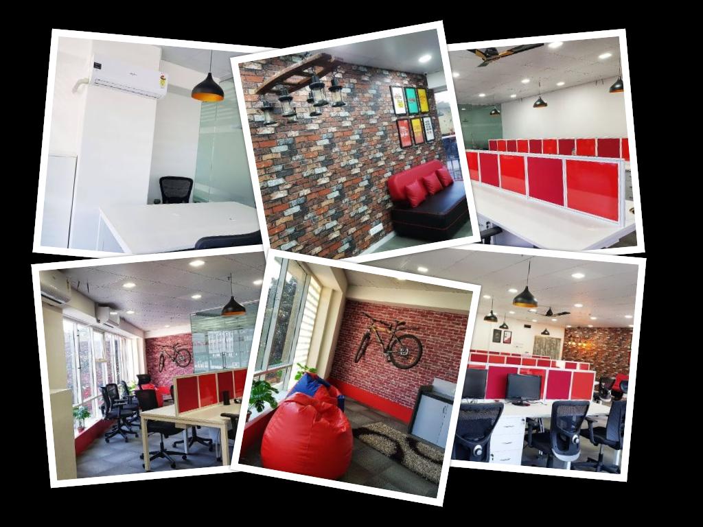 cowork studio (yoovo red) coworking space in Pune